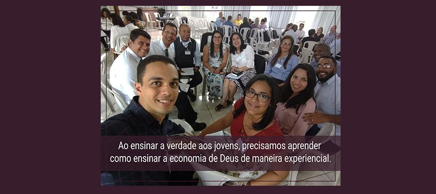 Treinamento de Pais e Servidores De 02/11/2017 a 05/11/2017 Estância São Roque – São Roque – São Paulo